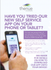 Register for our Self Service App For Tenants!