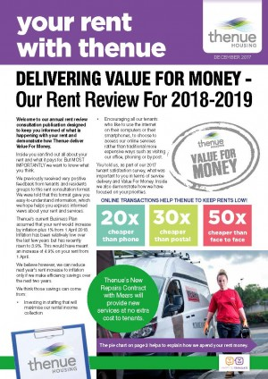 Annual Rent Review