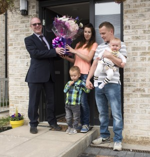 £6.43m East End Homes Boost is Complete
