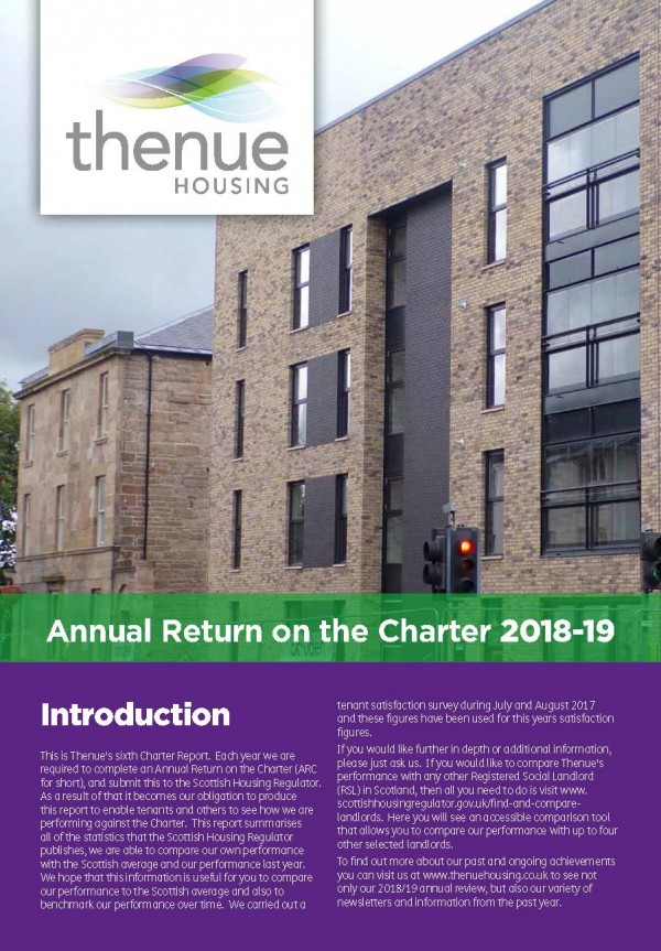 Read our Annual Report on the Charter 2018-19
